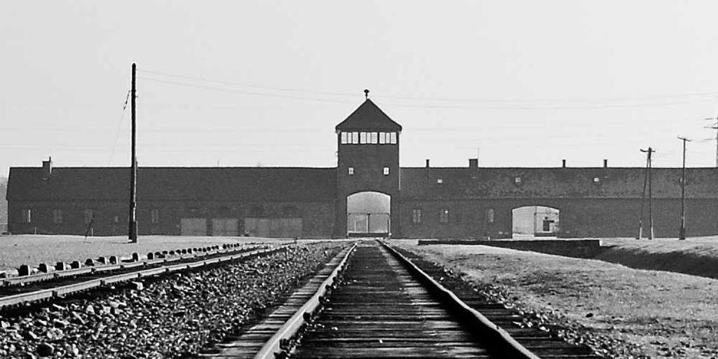 Kundgebung Zum Holocaust Gedenktag